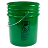 Green 5 Gallon Bucket