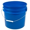 Blue 3 1/2 Gallon Bucket