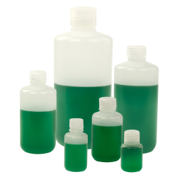 Thermo Scientific™ Nalgene™ Narrow Mouth Economy HDPE Bottles