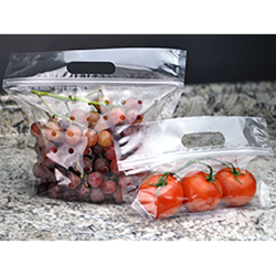Vented Produce Pouch