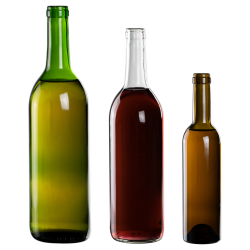 Bordeaux Glass Bottles