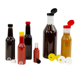 Food & Sauce Bottles & Jars