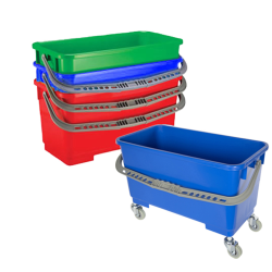 6 Gallon Utility Buckets & Accessories