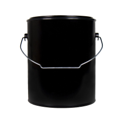 Dual-Seal® All-Plastic 1 Gallon Round Paint Can