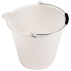 Kartell 9, 12 & 17 Liter Buckets with Graduations & Spout