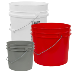 Shop Buckets By Size