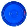 Blue Lid for 3.5, 5 & 6.5 Gallon Containers