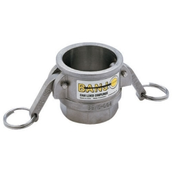 Banjo® Cam Lever Stainless Steel Couplings