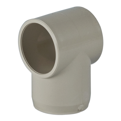 Putty Slip Tee External Pipe Fitting