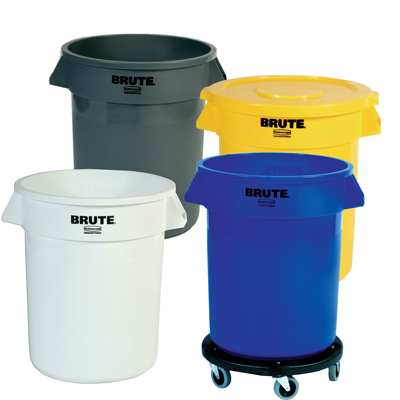 Rubbermaid® Trash Containers