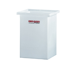 Molded Polyethylene Rectangular Tanks, Covers & Support Frames
