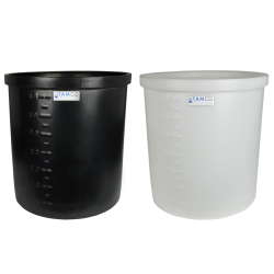Tamco® Polyethylene Short Storage Tanks