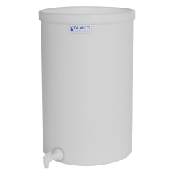 Tamco® Polyethylene Cylindrical Tanks with Spigots