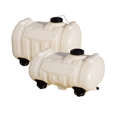 Blow Molded Applicator Tanks