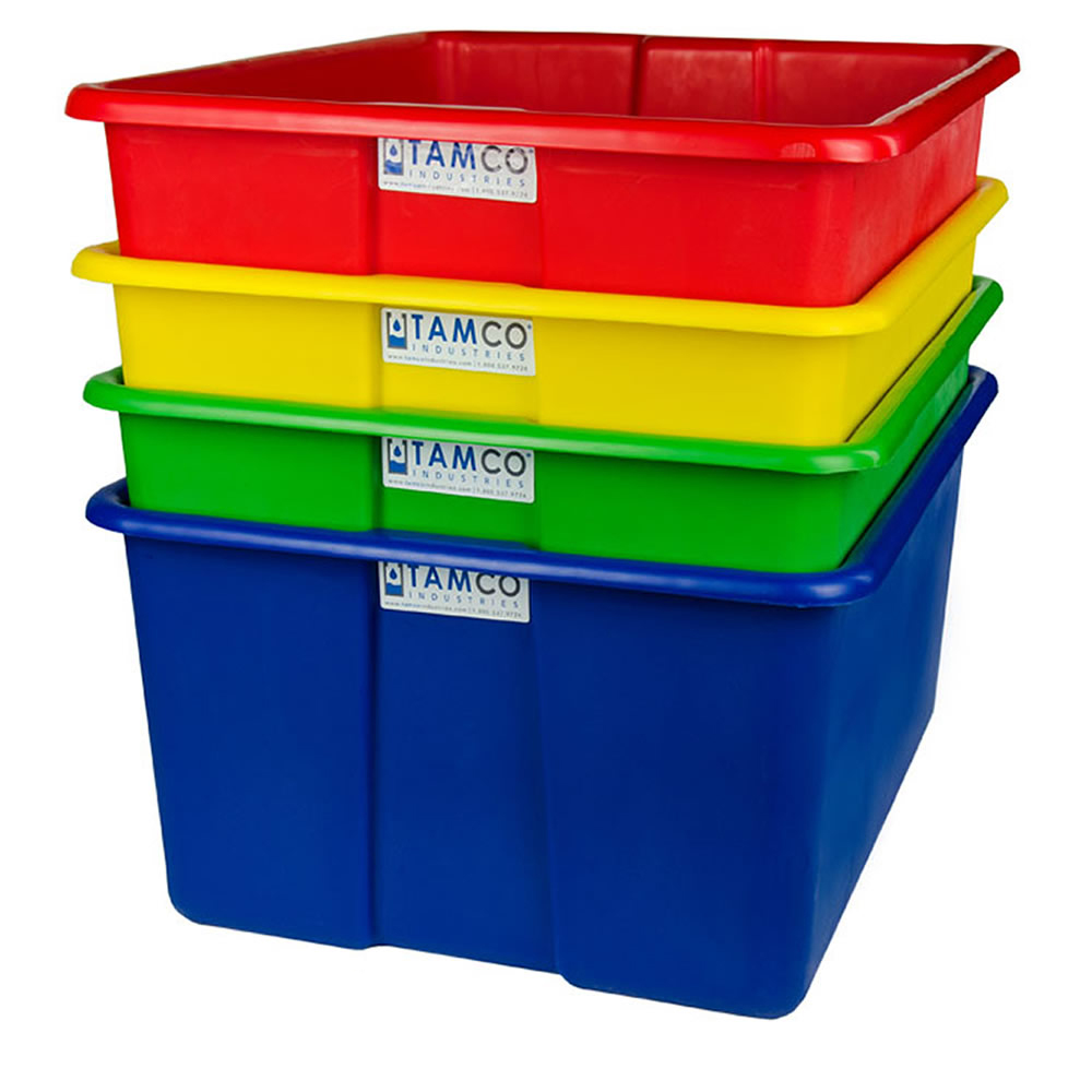 Tamco® Heavy Duty Totes & Trays