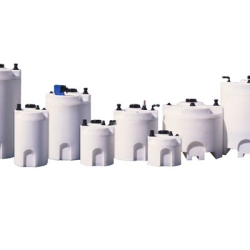 Small Cross Linked Polyethylene Double Wall Tanks