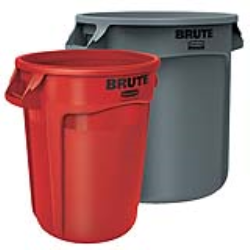 Rubbermaid® Brute® Containers & Accessories