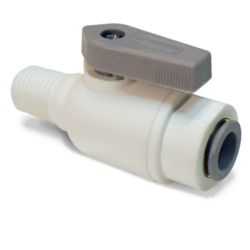 LIQUIfit™ Male Connector Valve