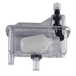 Float Valve with Clear Reservoir Assembly