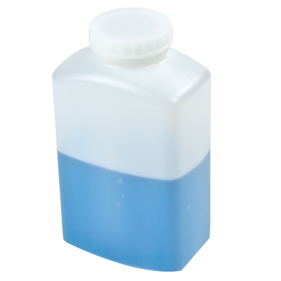 Polystormor® Square Wide Mouth Bottles