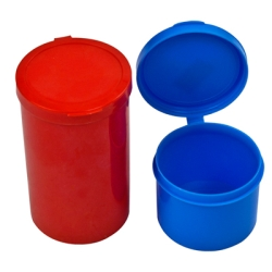 Poly-Cons with Hinged Lids 2 Oz. - 4 Oz.