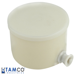 Tamco® Containers with Covers & Push Button Spigots