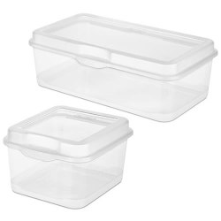 Sterilite® FlipTops Storage Boxes