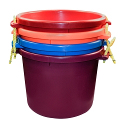 Fortex® 70 Quart Multi-Purpose Buckets