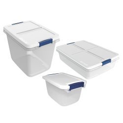 Hefty® Storage Bins