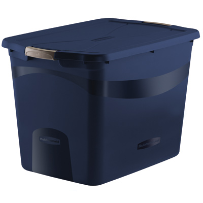Rubbermaid® Heritage Blue Clever Store Basic Boxes