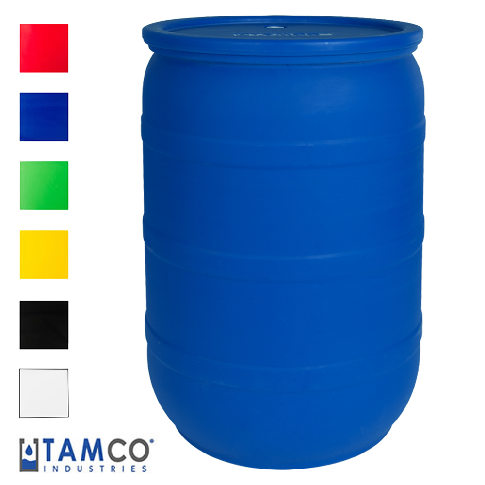 Tamco® Closed Head Poly Drums