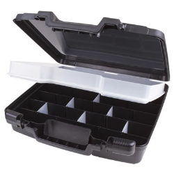 Merchant™  Black Case with Tray