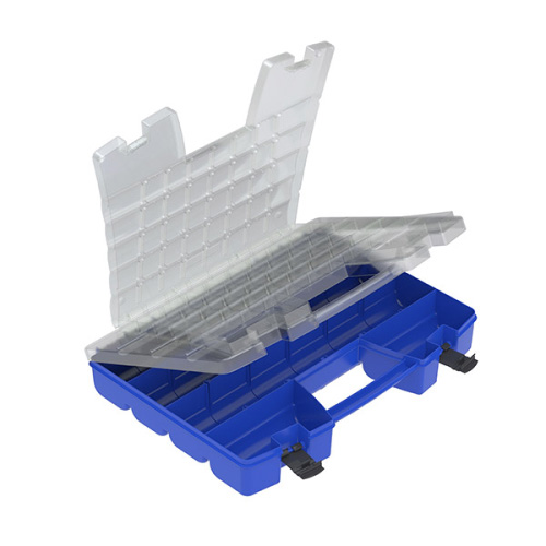 Portable Dual Lid Organizers