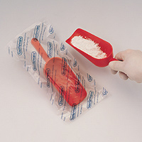 Sterileware® Disposable Red Scoops