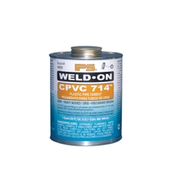 IPS® Weld-On 714™ CPVC Cement