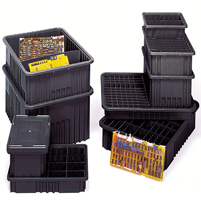 Quantum® Conductive Dividable Grid Containers