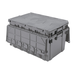 Akro-Mils® Attached Lid Containers (ALC)