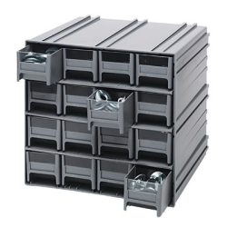 Quantum® Interlocking Storage Cabinets