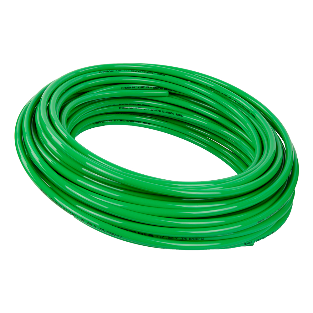 Nylotube® Green Flexible Nylon 12 Tubing